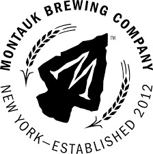 Montauk Wave Chaser beer Label Full Size