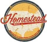 Homestead American Lager beer