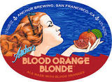 Anchor Blood Orange Blonde Beer