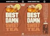Best Damn Sweet Tea Beer