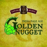 Toppling Goliath Golden Nugget IPA Beer