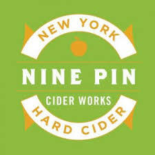 Nine Pin Cider Works Vanilla Chai beer Label Full Size