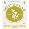 Tandem Ciders Sweet William beer