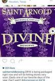 Saint Arnold Divine Reserve #17 Beer