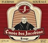 Bockor Cuvee des Jacobins Rouge 2011 beer