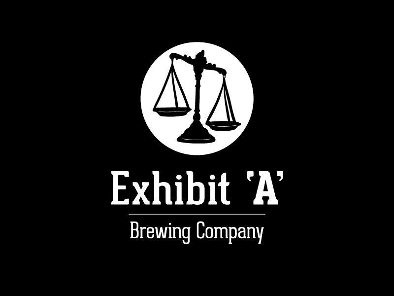 Exhibit 'A' Hair Raiser beer Label Full Size