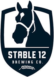 Stable 12 Wild West beer Label Full Size