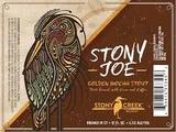 Stony Joe Golden Mocha Stout beer