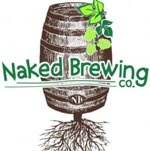 Naked Mexual Chocolate beer Label Full Size