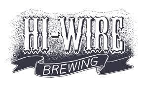 Hi-Wire Lo-Pitch beer Label Full Size
