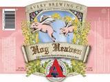 Avery Hog Heaven Barley wine 2016 Beer