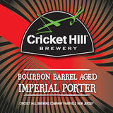 Cricket Hill Bourbon Barrel Aged Imperial Porter Beer