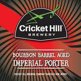 Cricket Hill Bourbon Barrel Aged Imperial Porter beer
