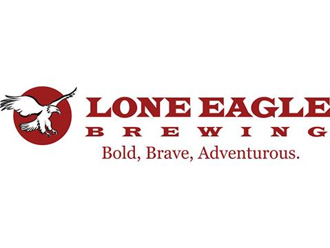 Lone Eagle 007 GoldenRye Beer