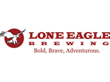 Lone Eagle 007 GoldenRye beer