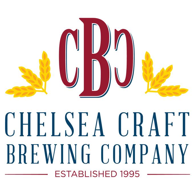Chelsea Gotham Stout beer Label Full Size
