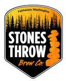 Stones Throw Two Dollar Porter beer