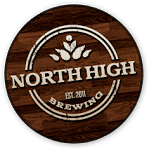 North High Life beer