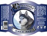 Black Husky Pale Ale Beer