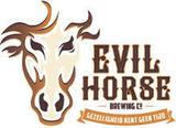 Evil Horse The Golden Bear Beer