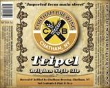 Chatham Tripel beer