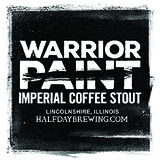 Half Day Warrior Paint Beer