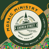 Church Street Mosaic Ministry Beer
