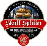 Orkney Skull Splitter Beer