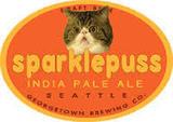 Georgetown Sparklepuss IPA Beer