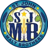 ST JOHN MALT BROTHERS DARK BREED Beer