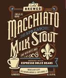 Abita Macchiato Espresso Milk Stout Beer