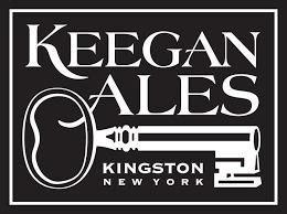 Keegan Belgian Pale Ale beer Label Full Size