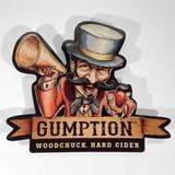 Woodchuck Gumption Cinnaster Clown Beer