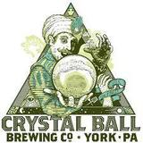 Crystal Ball Black Magic Imperial Stout - Nitro beer
