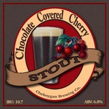 Cheboygan Chocolate Covered Cherry Stout Beer
