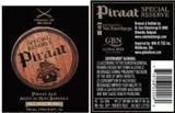 Piraat Special Reserve Rum Barrel Aged beer