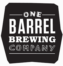 One Barrel Rum Cake beer Label Full Size