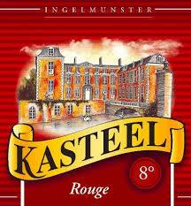 Kasteel Rouge beer Label Full Size