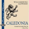 Williamsburg AleWerks Caledonia beer Label Full Size