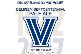 Cape May Demisemiseptcentennial Ale beer Label Full Size