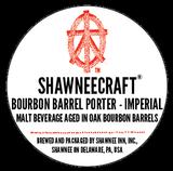 ShawneeCraft Bourbon Barrel Porter Beer