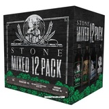 Stone All IPA Mix 12 Pack beer