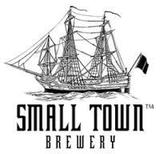 Small Town Not Your Mom's Apple Pie Beer