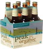 Peak Organic Pale Ale beer