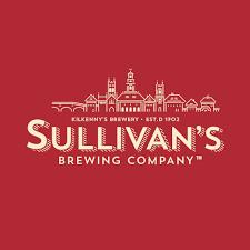Sullivans Maltings Red Ale beer Label Full Size
