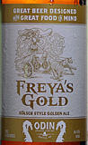Odin Freya's Gold Beer