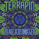 Terrapin Luau Krunkles IPA Beer