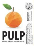 Civil Society Pulp beer Label Full Size