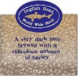 Dogfish World Wide Stout beer