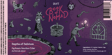 Graft / Book of Nomad - Depths of Delirium Beer